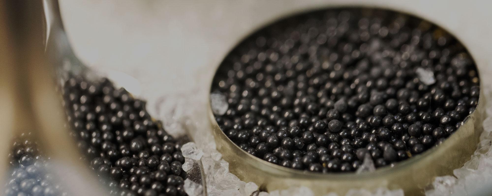 Avitaillement Caviar