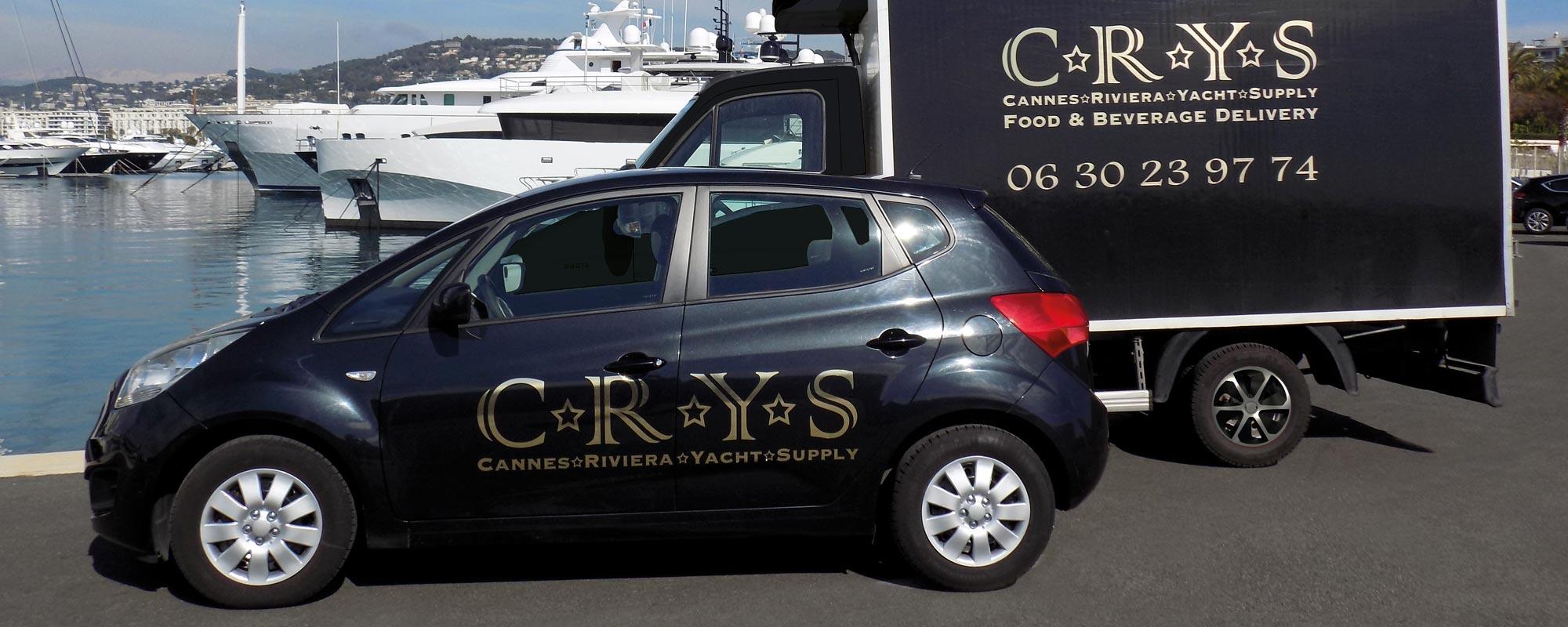 Flotte CRYS
